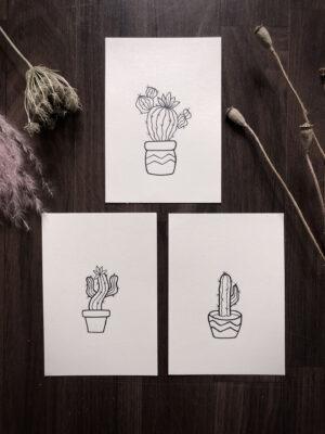 Kaktus Set