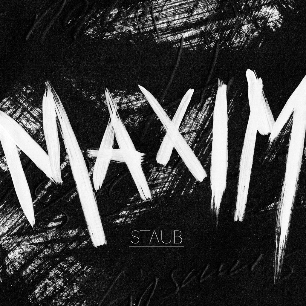 Design 12 Schallplatte Maxim